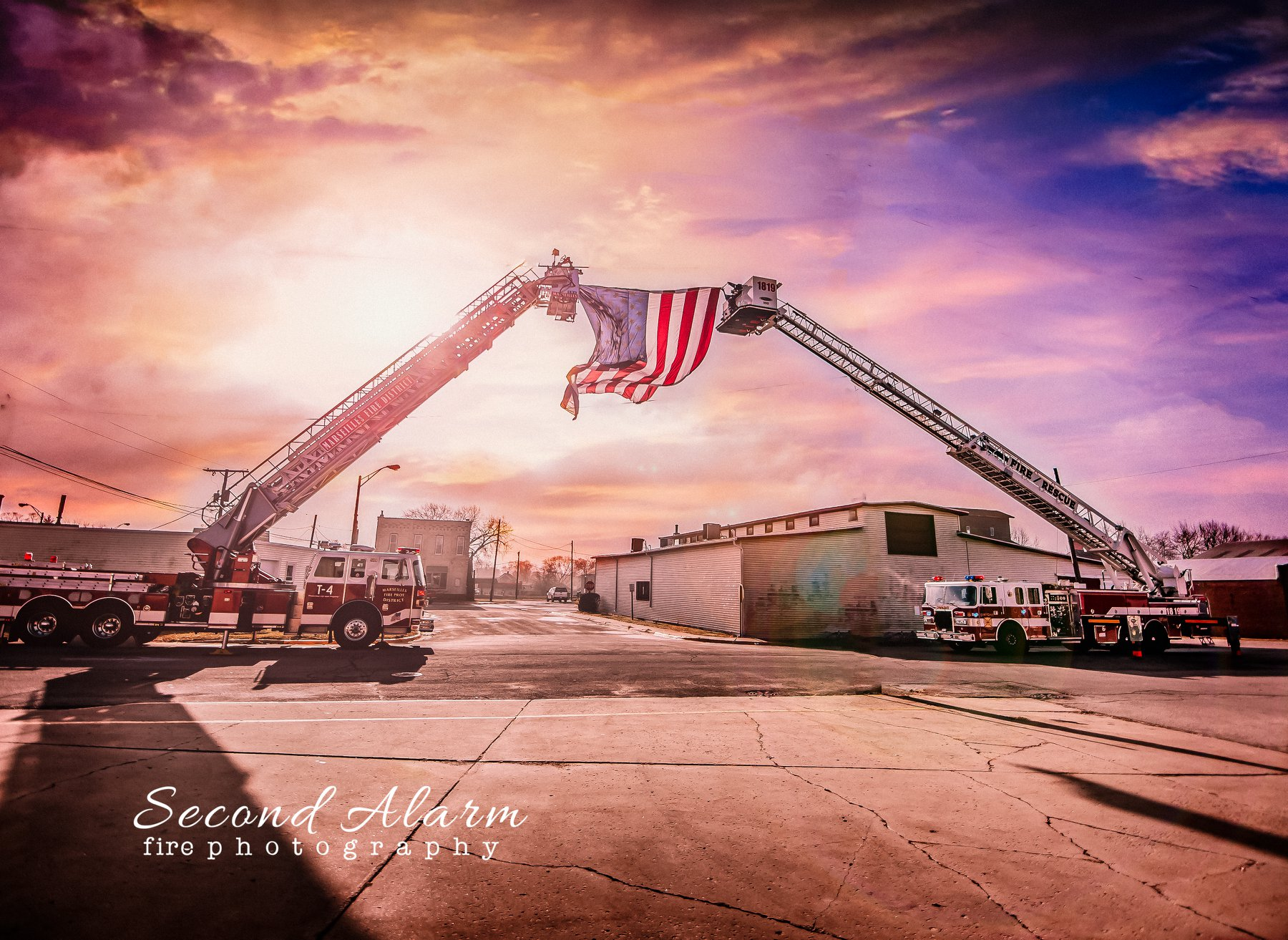 The Last Alarm For Retired Fire Chief Jerry Sears – Got Your